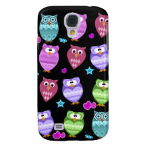 cute owls samsung galaxy s4 cover