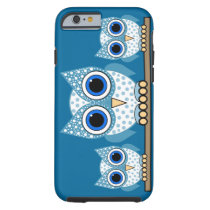 cute owls tough iPhone 6 case