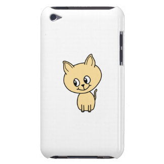 Cute Pale Amber Kitten. iPod Touch Cover