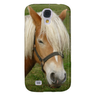 Cute Palomino Pony  iPhone 3G Case Galaxy S4 Cover
