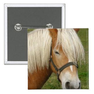 Cute Palomino Pony  Pin