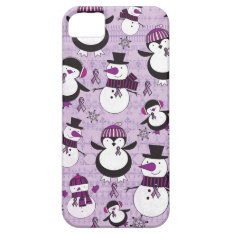 Cute Pancreatic Cancer Awareness I Phone Case at Zazzle