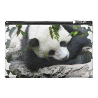 Cute Panda Accessories Bag