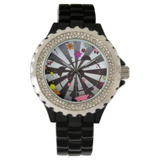 Cute Panda baby perxonalized Wristwatch