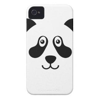 Cute panda bear iPhone 4/4S Case