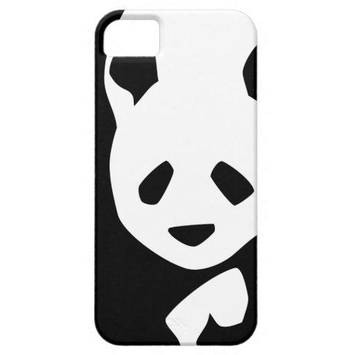Cute Panda Bear iPhone 5 Case