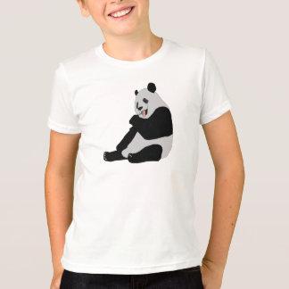 Cute Panda Bear Kids T-Shirt