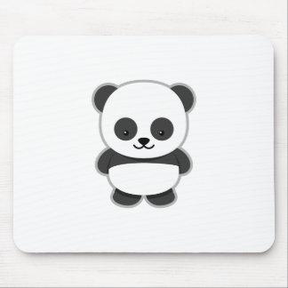 Cute Panda Bear Mouse Pad