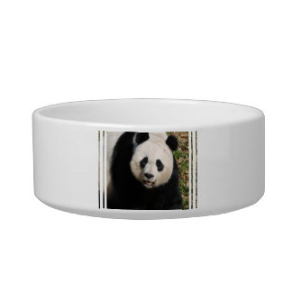Cute Panda Bear Pet Bowls