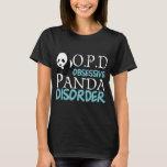 Cute Panda Bear T-Shirt