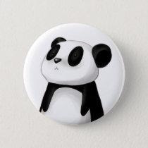 Cute Panda Button
