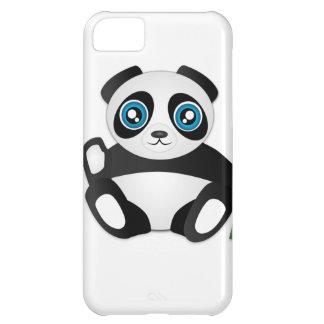 Cute Panda iPhone 5C Cases