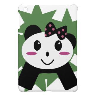 Cute panda case for the iPad mini