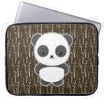 Cute Panda Computer Sleeves