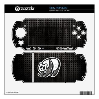 Cute Panda; Cool PSP 3000 Decal