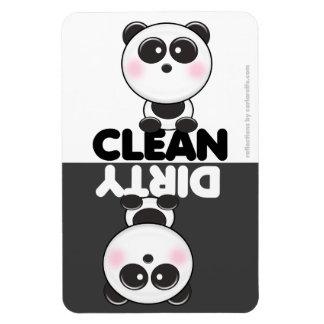 Cute Panda Dishwasher Magnet
