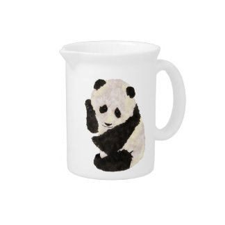 Cute Panda Drink Pitcher