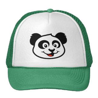 Cute Panda Face Hat