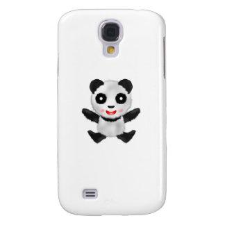 Cute Panda Galaxy S4 Cases