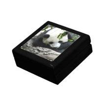 Cute Panda Gift Box