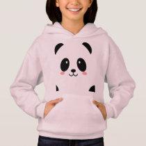Cute Panda Hoodie