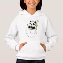Cute Panda Hoodie for Her