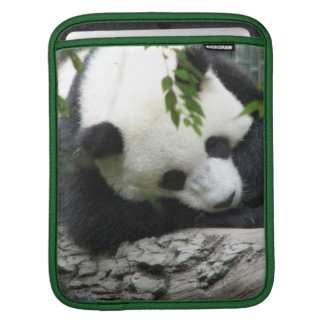 Cute Panda iPad Sleeve
