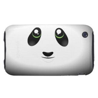 Cute Panda iPhone 3 Tough Cover