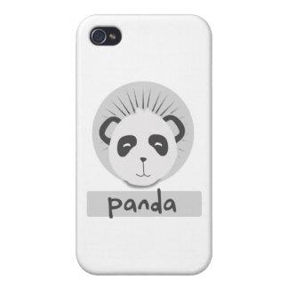 cute panda iPhone 4 covers
