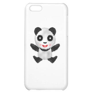 Cute Panda iPhone 5C Case