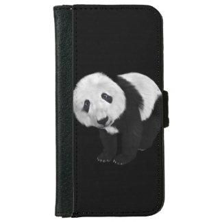 Cute Panda iPhone 6/6s Wallet Case