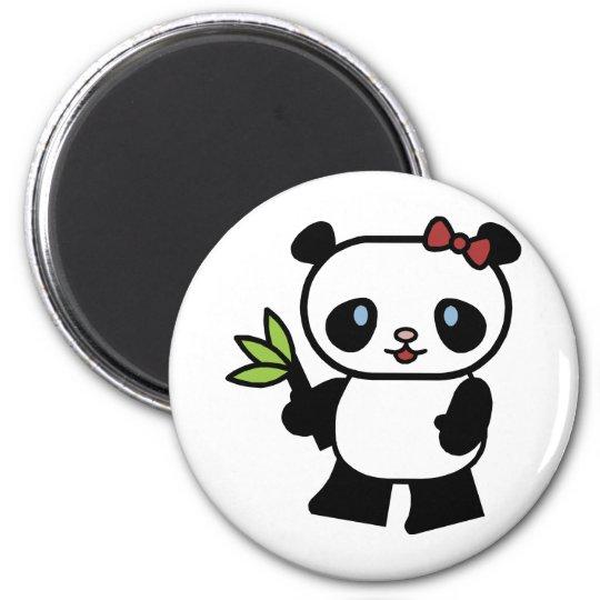 Cute Panda Magnet