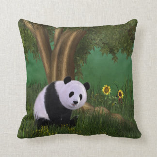 Cute Panda Pillows