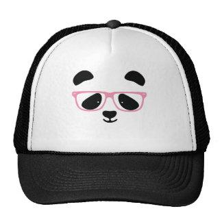 Cute Panda Pink Trucker Hat