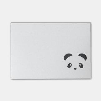 Cute panda post-it notes