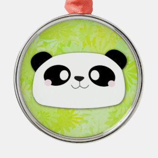 Cute Panda Premium Ornament