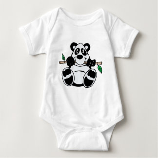 Cute Panda T Shirt