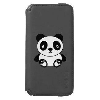 Cute Panda Incipio Watson™ iPhone 6 Wallet Case
