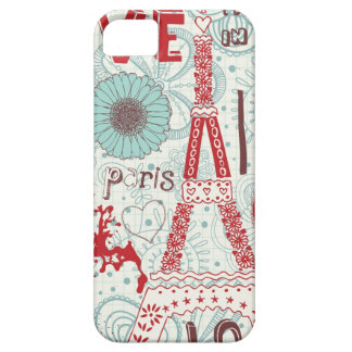 Cute Paris I Phone case. iPhone SE/5/5s Case