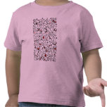 Cute Party Animals T Shirt