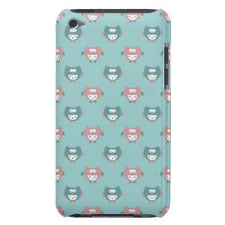 Cute Pastel Owls Case-Mate iPod Touch Case