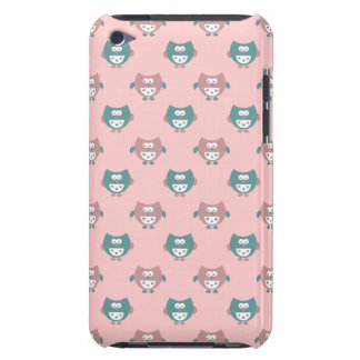 Cute Pastel Owls Barely There iPod Case