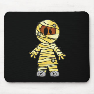 CUTE PATCHY MUMMY MOUSE PAD