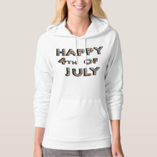 Cute Patriotic Happy 4th of July T Shirt