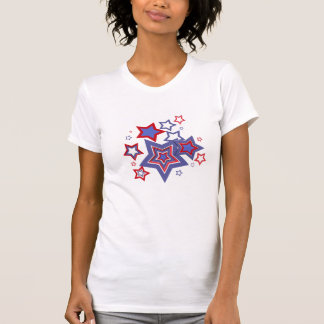 Cute Patriotic Stars! T-Shirt