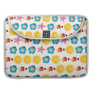 Cute pattern for kids sleeves for MacBook pro