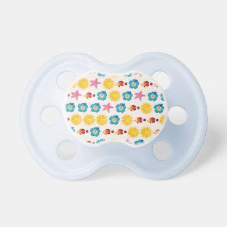 Cute pattern for kids pacifier