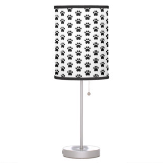 Cute Paw Print Pattern Lamp Shade