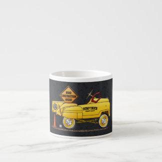 Cute Peddle Truck Peddle Car Espresso Cup