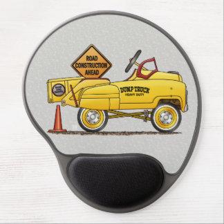 Cute Peddle Truck Peddle Car Gel Mouse Pad